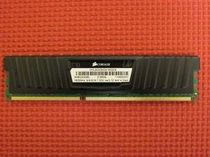 Corsair Vengeance LP 4GB (1-Stick) PC3-12800 DDR3 1600 Memory CML8GX3M2A1600C9