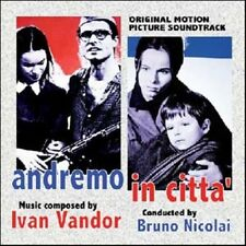 Ivan Vandor: Andremo In Citta (New/Sealed CD)