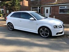 2011 Audi A3 2.0 TDI 170 SLINE BLACK EDITION - S3 Side Skirts - 1 Previous Owner