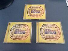 Lotto 3 CD Double 20th Century Disco Vol. 1/2/3 Compilation Disco Super RARO!!