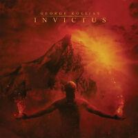 GEORGE COLLIAS – Invictus  CD 2015 digipak (Brutal Death Metal)