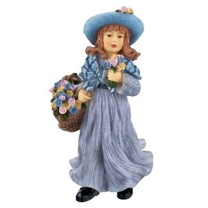 Poly resin Dolls house figure  Victoria