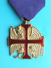 #1352 POLAND POLISH WWII EXILE CHAPLINs CROSS, made by Spinks