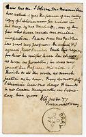 1877 | WILLIAM GLADSTONE | ALS postcard to publisher John MURRAY re: SCHLIEMANN