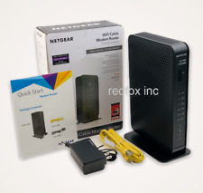 NETGEAR C6300BD DOCSIS 3.0 Cable Modem Wireless Router XFINITY COMCAST TWC COX