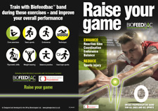 BIOFEEBAC POWER BALANCE CORE STRENGTH WRIST BAND NEW 2018 - wristband trion z