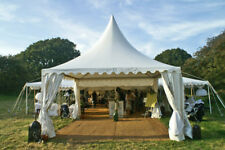 CAPRI marquee ,  gazebo and Chinese hat MARQUEE HIRE