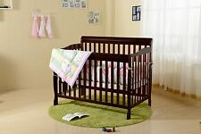 Carson 4 in 1 Convertible Crib-Java
