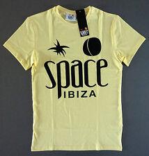 NEU Off. SPACE Ibiza Club Logo Herren T-Shirt XS S M L XL XXL Men´s Tee Shirt
