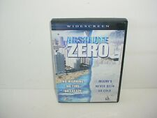 Absolute Zero (DVD, 2006)