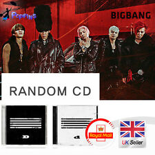 New BIGBANG MADE SERIES [d] (Black or White RANDOM CD) K-POP