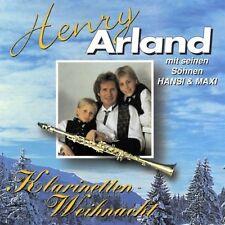 Henry Arland Klarinetten-Weihnacht (1994, mit Hansi & Maxi) [CD]
