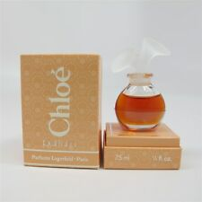 Classic CHLOE by Lagerfeld 7.5 ml/ 0.25 oz Parfum Splash *90% FULL*