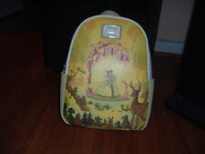 Loungefly Disney Princess & Frog Kissing Scene Mini Backpack~ With Tags~ New~