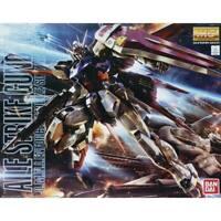 Bandai Hobby SEED Aile Strike Gundam Ver. RM  MG 1/100 Model Kit USA Seller