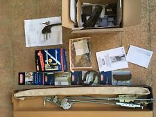 Abus FKS 208 Fensterkippsicherung braun inkl. Stangenset bis 1x1,2m BxH