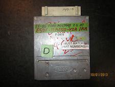 **1985 1986 FORD MUSTANG 2.3L A/T ECU #E5DF-12A650-K2A (F-2478) *