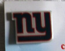 2 NY GIANTS COLLECTIBLE PINS FROM STOP AND SHOP LIMITED EDITION, WEAR FOR LUCK