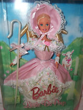 New 1995 Barbie As Little Bo Peep #14960. Children's Collector Series.