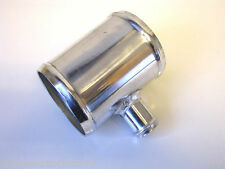 """Aluminium Alloy Intake Induction T-Piece Joiner 76mm 3"""" Inch with 25mm T"""