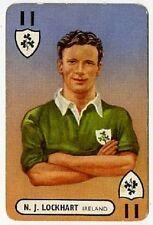 Norman Lockhart, Coventry City & Northern Ireland 1946-7
