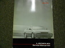 1990 Acura Legend 2 DOOR Service Repair Shop Workshop Manual BRAND NEW 1990