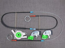 1995->2001 AUDI A4 WINDOW REPAIR KIT FR 4/5 DOORS FRONT RIGHT UK DRIVER SIDE