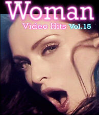 Promo Video Compilations, Lot of 5 DVDs Woman Video Hits Vol11-15, 100+ Videos!!