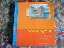 www.layout Effective design and layout for the world wide web Jerry Glenwright