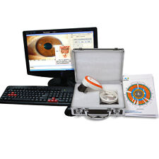 5.0MP USB Pro DigitaI Eye iriscope Iridology camera Iris Analyzer +Pro Software