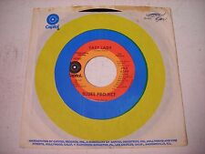 PROMO w SLEEVE Blues Project Easy Lady 1972 45rpm VG+