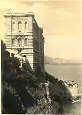 PHOTO 021015 - 1937 - MONACO le musée océanographique