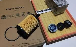 VW Golf MK5 R32 4 Motion Filter Service Kit Haldex Oil Filter & Drain Plug + Air