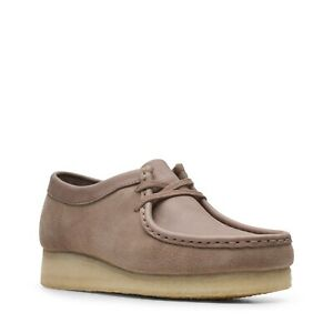 Clarks  Wallabee Originals Men's Light Tan Combi 26148596