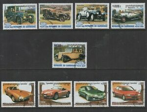 ## NEW ## Cambodia - Cars stamps CTO