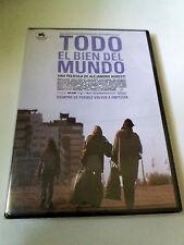 """DVD """"TODO EL BIEN DEL MUNDO"""" PRECINTADO SEALED ALEJANDRO AGRESTI MONICA GALAN"""