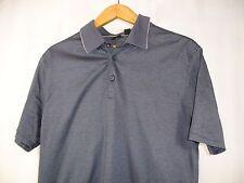 Hugo Boss Men's Polo Short Sleeve Golf Shirt Charcoal XL