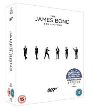 The James Bond 007 Collection 1-24 [24x Blu-ray] *NEU* Alle 24 Filme ENGLISCH