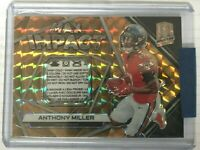 Anthony Miller Chicago Bears 2019 Spectra Max Impact Gold Laundry Tag Patch /10