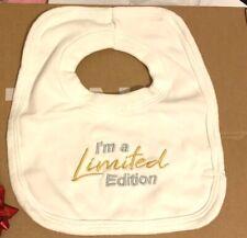 Baby Bib Beautiful romany Spanish style bibs I'm a limited Edition