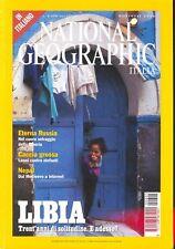 NATIONAL GEOGRAPHIC ITALIA - NOVEMBRE 2000