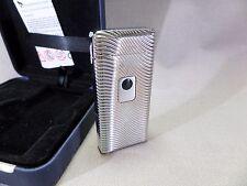 Fine Silver Match Hatton Electronic Lichtbogen Cigarette Lighter - USB - New -