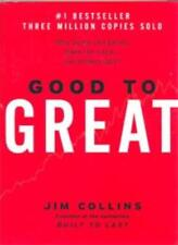 Good to Great: Why Some Companies Make the Leap...and Others Don't,James C. Col