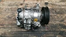 Audi A6 C6 3.2 FSI V6 Denso AC Air Conditioning Compressor 4F0260805H