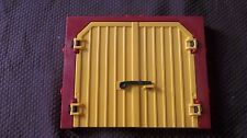 Playmobil Farm Yellow Barn Door Parts Replacement