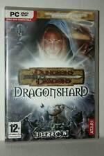 DUNGEONS & DRAGONS DRAGONSHARD GIOCO USATO PC DVD VERSIONE ITALIANA RS2 45023