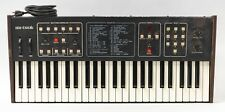 Sequential Circuits Six-Trak Polyphonic 48-Key Keyboard / Synthesizer