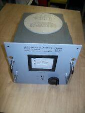 Leistungs-Oszillator LO-85 85MHz - 175MHz