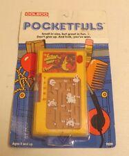 Vintage Pocketfuls 1987  DRAGON TRAP by COLECO #7029