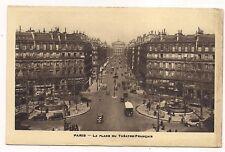 PARIS  place du théâtre français   (a0116)